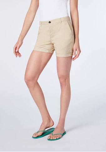 Chiemsee Chinoshorts »CHIEMSEE Shorts für Damen« kaufen