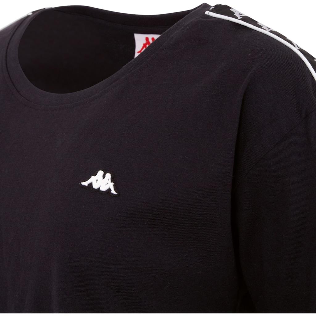 Kappa T-Shirt »HEDDA«, Basicshirt im Boxy-Style<br />