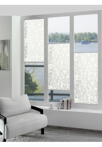 DELAVITA Plissee nach Maß »Marmor«, Lichtschutz, mit Bohren, verspannt, Taft-Optik,... kaufen