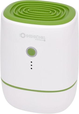 Sonnenkönig Luftentfeuchter »10100151 / Secco Piccolo Grün«, für 25 m³ Räume,... kaufen