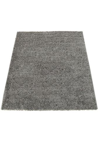 Paco Home Hochflor-Teppich »Sky 250«, rechteckig, 35 mm Höhe, intensive Farbbrillanz, Wohnzimmer kaufen