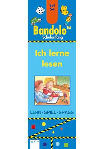 Buch »Schulanfang: Ich lerne lesen / Friederike Barnhusen, Bianca Johannsen« kaufen