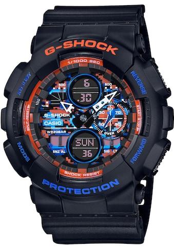 CASIO G-SHOCK Chronograph »GA-140CT-1AER« kaufen