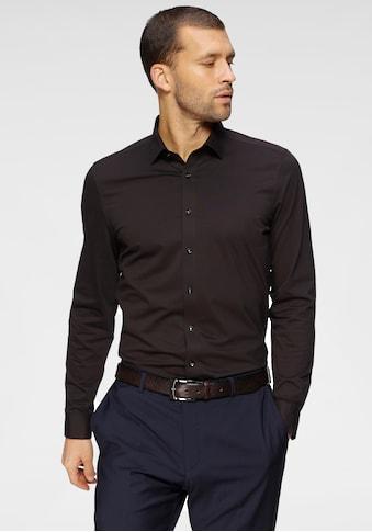 OLYMP Businesshemd »No. Six super slim«, in bequemer Jersey-Qualität kaufen