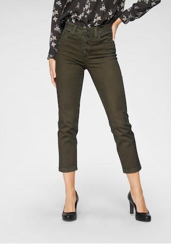 Levi's® 7/8-Jeans »724 High Rise Straight Crop« kaufen