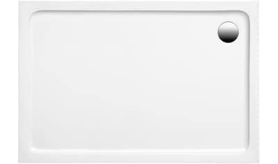 OTTOFOND Duschwanne »Set Rechteckduschwanne«, 900x750/30 mm kaufen