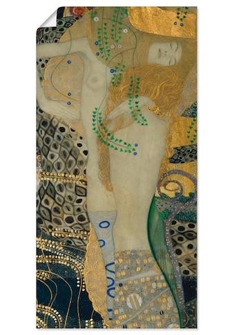 Artland Wandbild »Wasserschlangen I« kaufen