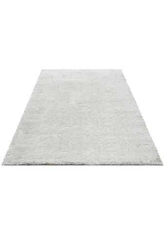 Hochflor - Teppich, »Shaggy Soft«, Bruno Banani, rechteckig, Höhe 30 mm, maschinell gewebt kaufen