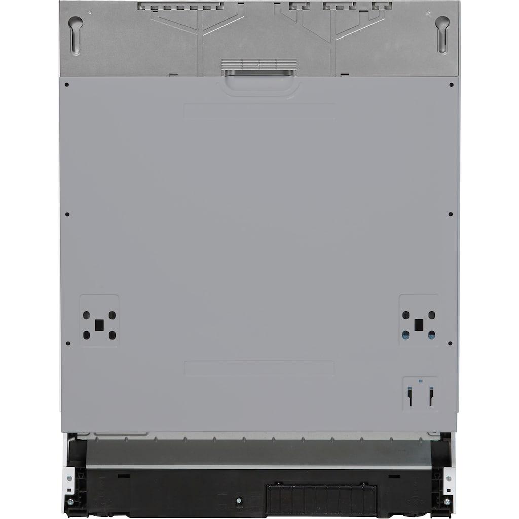 Hanseatic vollintegrierbarer Geschirrspüler »WQP12-7713I«, WQP12-7713I, 11 l, 13 Maßgedecke