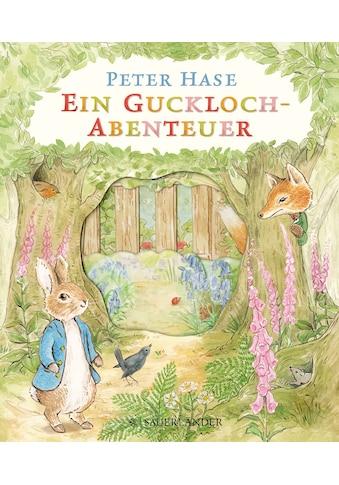 Buch »Peter Hase Ein Guckloch-Abenteuer / Beatrix Potter, Cordula Jänke« kaufen