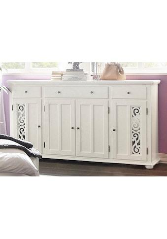 Premium collection by Home affaire Sideboard »Arabeske«, mit schönen dekorativen... kaufen