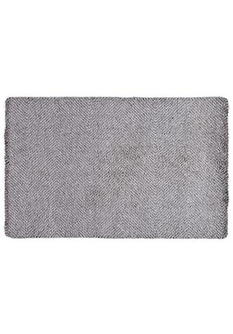 HANSE Home Fußmatte »Clean & Go«, rechteckig, 7 mm Höhe, Fussabstreifer, Fussabtreter, Schmutzfangläufer, Schmutzfangmatte, Schmutzfangteppich, Schmutzmatte, Türmatte, Türvorleger, In- und Outdoor geeignet, waschbar kaufen