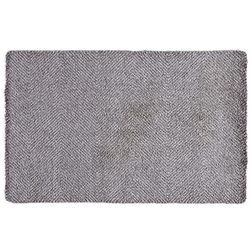 HANSE Home Fußmatte »Clean & Go«, rechteckig, 7 mm Höhe, Fussabstreifer, Fussabtreter, Schmutzfangläufer, Schmutzfangmatte, Schmutzfangteppich, Schmutzmatte, Türmatte, Türvorleger, In- und Outdoor geeignet, waschbar