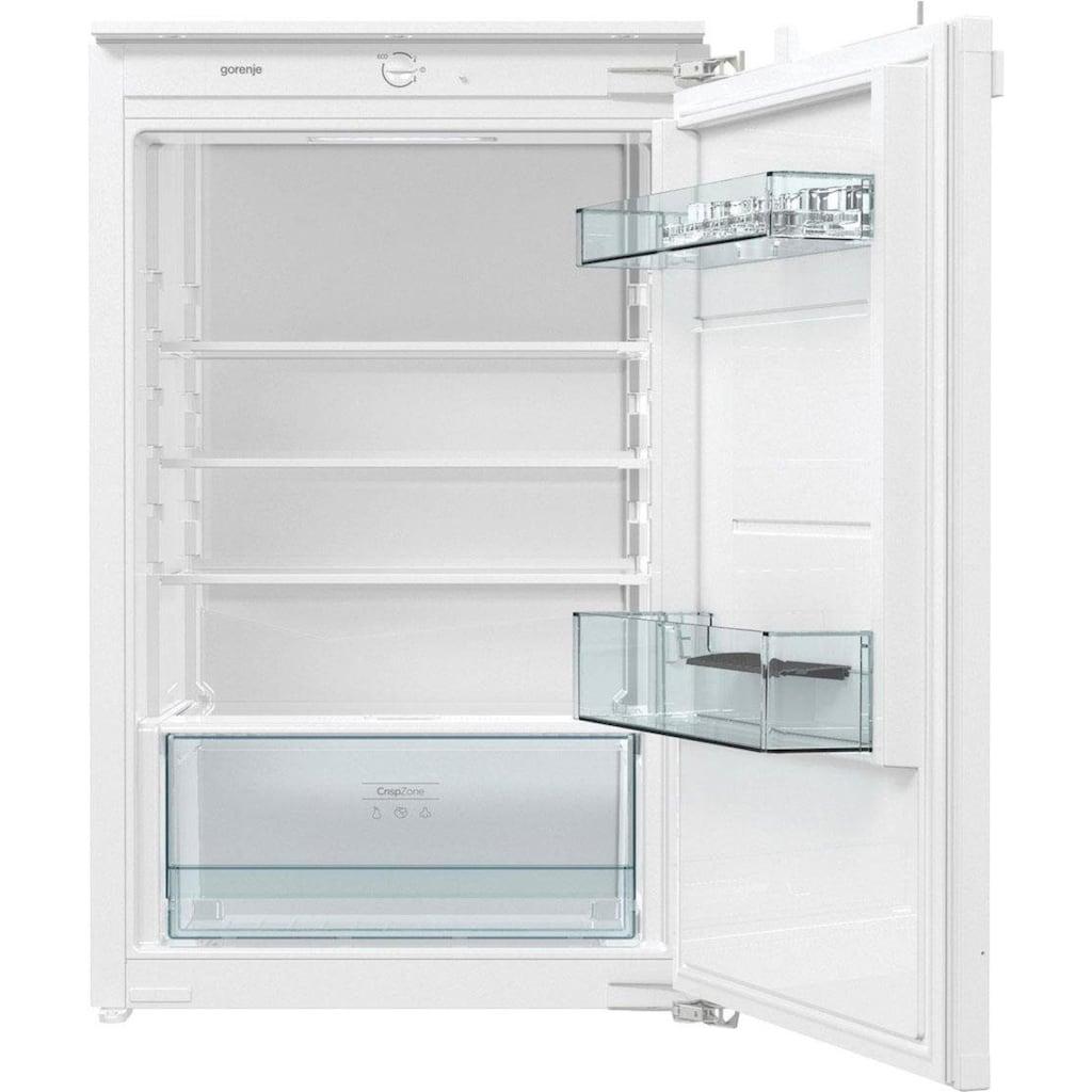 GORENJE Einbaukühlschrank »RI2092E1«, integrierbar