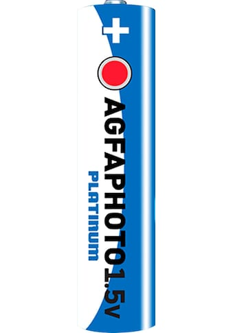 AgfaPhoto Batterie »Batterie Platinum,  LR03 MN2400«, 1,5 V kaufen
