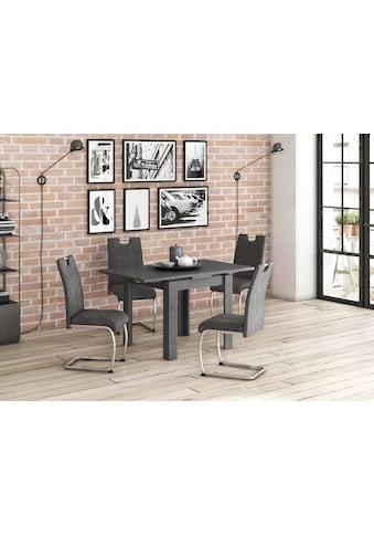 Esstisch »Monti«, 80 x 80 cm, ausziehbar kaufen