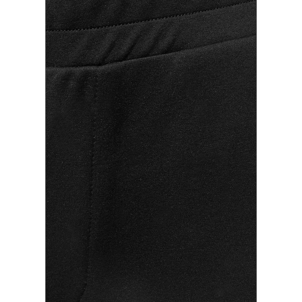 Ocean Sportswear Jogginghose »Slim Fit«, mit verstellbarer Saumweite