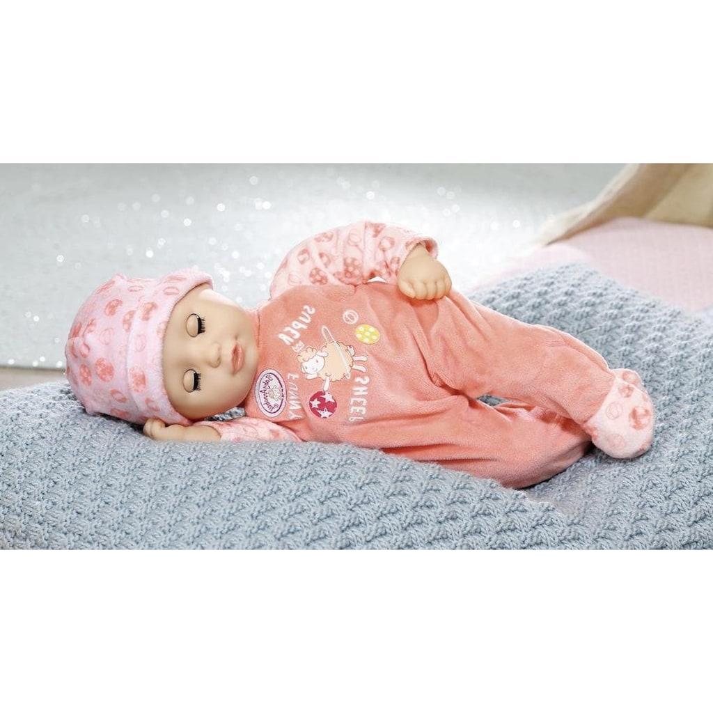Baby Annabell Babypuppe »Little Annabell«, mit Schlafaugen