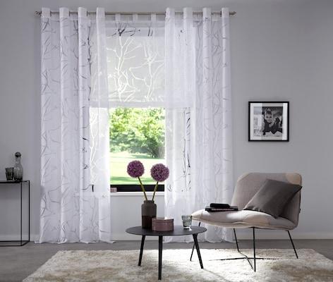 Gardinen und Vorhängen