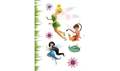 Komar Wandtattoo »Fairies«, selbstklebend, rückstandslos abziehbar kaufen