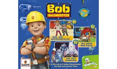Musik-CD »01/3er Box (Folgen 01-03) / Bob der Baumeister« kaufen