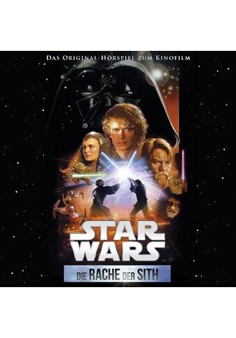 Musik-CD »Star Wars: Die Rache Der Sith (Filmhörspiel) / Star Wars« kaufen