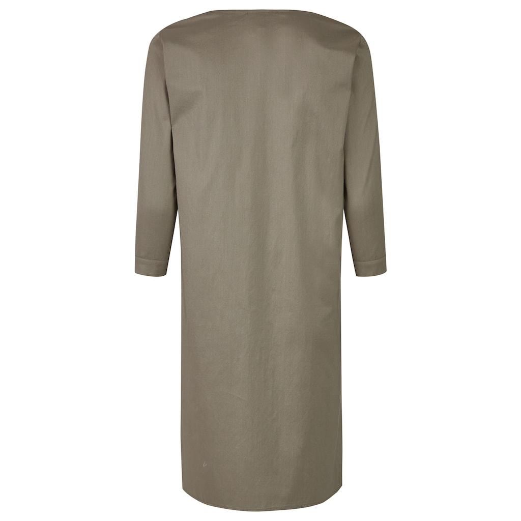 Daniel Hechter Elegantes Kleid mit tunesischem Kragen