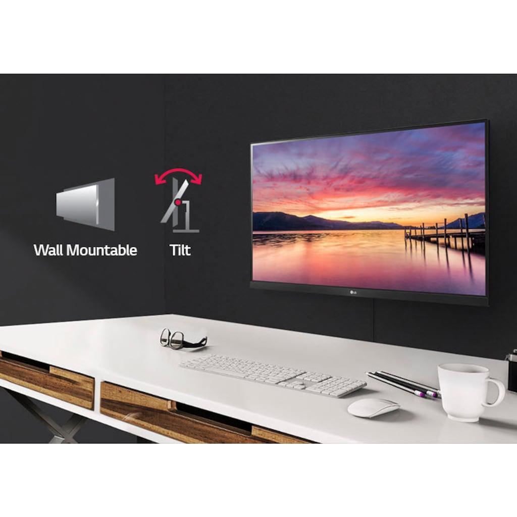 "LG LED-Monitor »27MK600M-B«, 68,58 cm/27 "", 1920 x 1080 px, Full HD, 5 ms Reaktionszeit, 75 Hz"