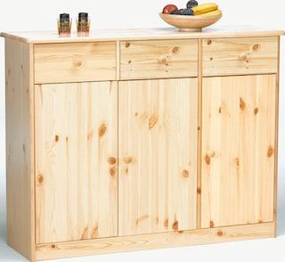 home affaire sideboard mario breite 115 cm kaufen bei otto. Black Bedroom Furniture Sets. Home Design Ideas