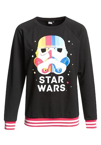 Star Wars Sweatshirt »Stormtrooper Stripes« kaufen