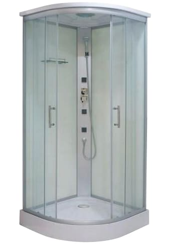Sanotechnik Komplettdusche »Tango«, inkl. Kopf-Regenbrause kaufen