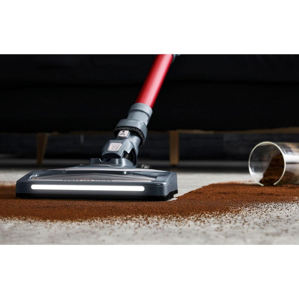 Rowenta Akku-Hand-und Stielstaubsauger »RH9678 XForce Flex 8.60 Animal Kit«, kabelloser Akku-Staubsauger; Mini Turbobürste gegen Tierhaare; Flex-Technologie; LED Leuchten