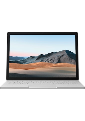 Microsoft Notebook »Surface Book 3 i7, 256/16GB Platin«, ( 256 GB SSD) kaufen