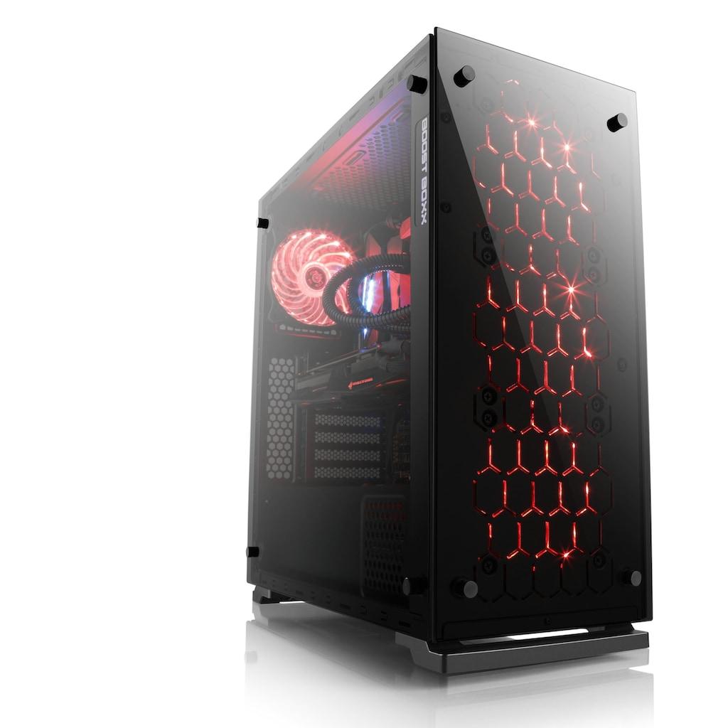 BoostBoxx Gaming-Gehäuse »BoostBoxx Vega«