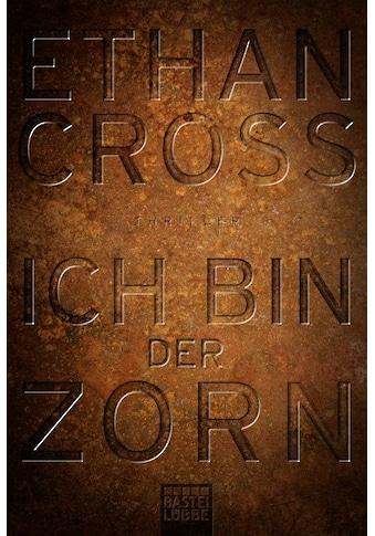 Buch »Ich bin der Zorn / Ethan Cross, Dietmar Schmidt« kaufen