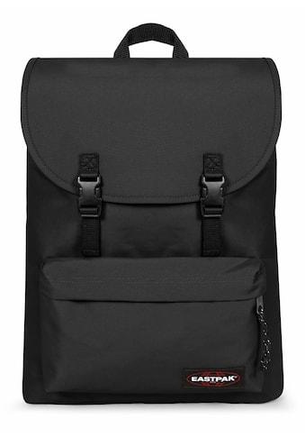 Eastpak Laptoprucksack »LONDON+, Black«, enthält recyceltes Material (Global Recycled... kaufen