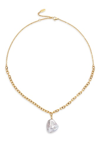 PAUL HEWITT Kette mit Anhänger »Treasure Pearl Edelstahl, Treasure Pearl IP Gold,... kaufen