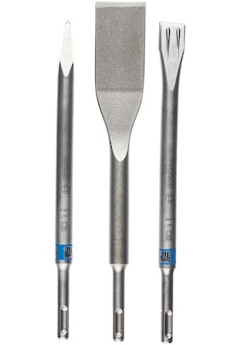 BOSCH Bohr-Meißel-Set, (Set, 3 tlg.) kaufen