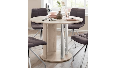 Säulen - Esstisch »Rondell« kaufen