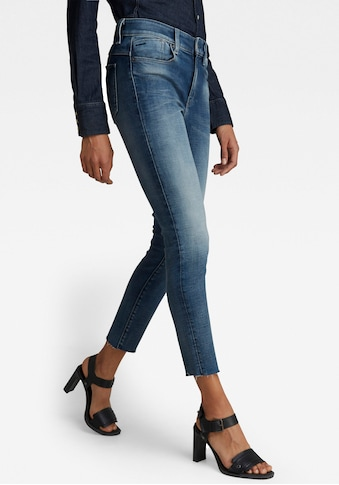 G-Star RAW Skinny-fit-Jeans »Lhana Skinny Ankle Jeans«, Cropped Länge mit leicht... kaufen