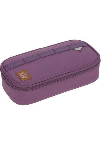 LÄSSIG Schreibgeräteetui »Unique Spacy, purple«, PETA-approved vegan; aus recyceltem... kaufen