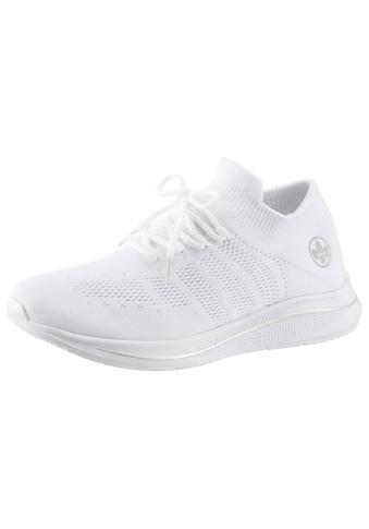 Rieker Slip-On Sneaker, mit aufgesetzter Schnürung kaufen