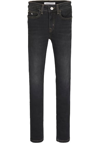 Calvin Klein Jeans Stretch-Jeans »SUPER SKINNY MR ESS EASY« kaufen