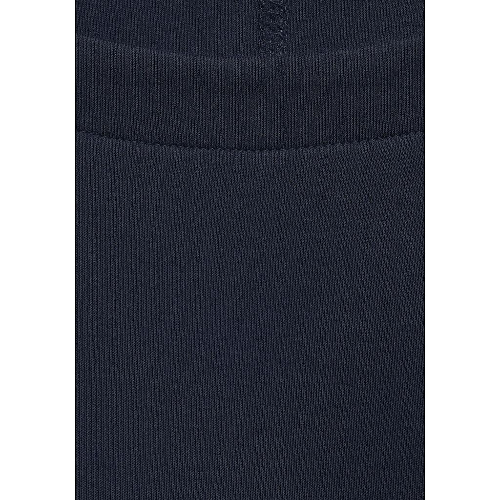Cecil Langarmshirt, mit U-Boot-Ausschnitt