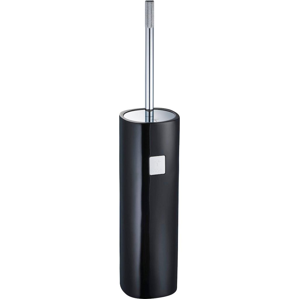 Joop! WC-Garnitur »CRYSTAL LINE«, in semitransparenter Optik