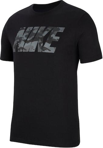 Nike T - Shirt »Dry Tee Dfc Camo Block« kaufen