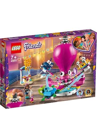 """LEGO® Konstruktionsspielsteine """"Lustiges Oktopus - Karussell (41373), LEGO® Friends"""", Kunststoff, (324 - tlg.) kaufen"""