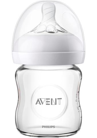 Philips AVENT Babyflasche »Natural Flasche SCF051/17«, Anti-Kolik-System kaufen