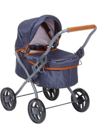 Knorrtoys® Puppenwagen »Mini Lili, dark blue« kaufen