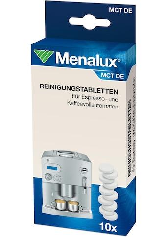 Menalux »MCT DE« Reinigungstabletten kaufen
